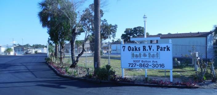 7 Oaks R V Park Home